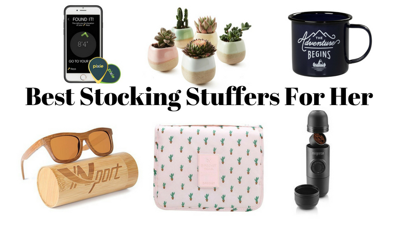 best stocking stuffers for her