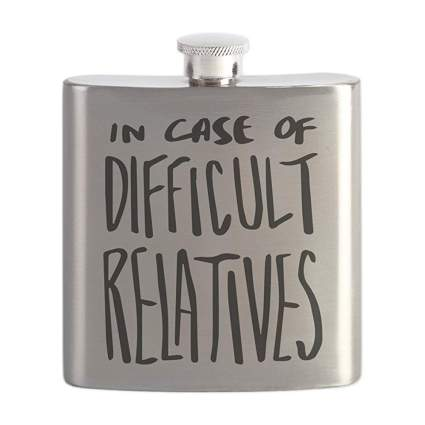 funny stainless steel flask