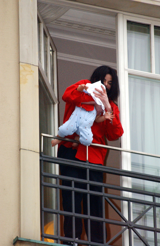 Blanket Jackson, Blanket Jackson Mother, michael jackson son, michael jackson children