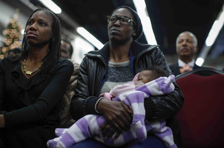 Erica Garner Family, Erica Garner Family children, Erica Garner Family, Erica Garner Family mother