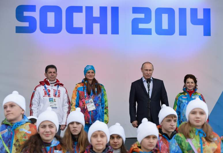 2014 Winter Olympics, 2018 Winter Olympics