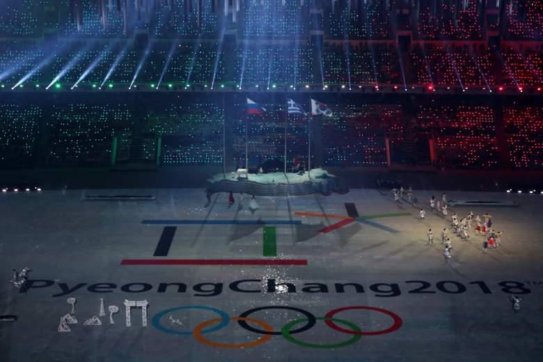 Russia Winter Olympics, 2018 Winter Olympics