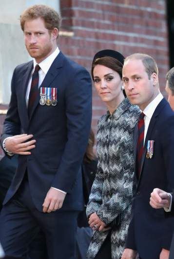 prince harry hand in jacket