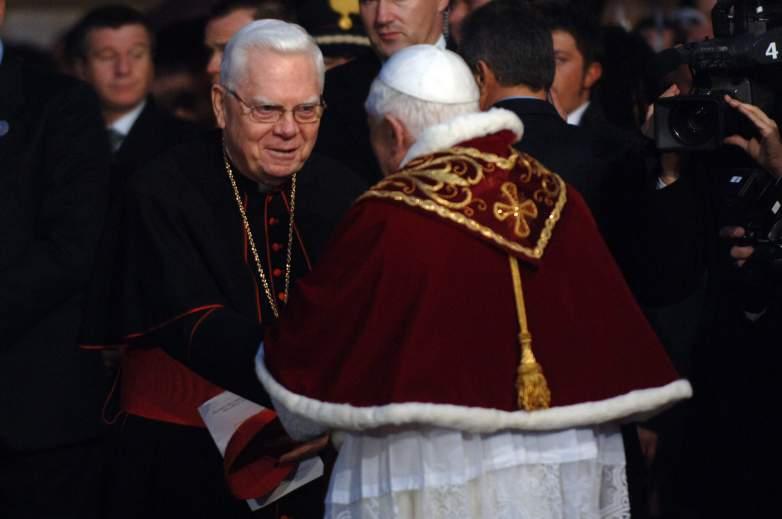 cardinal bernard law