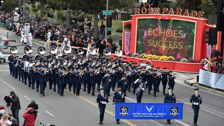 Rose Bowl Parade Live Stream, Rose Bowl Parade with Cord and Tish, Will Ferrell, Molly Shannon, How to Watch Online