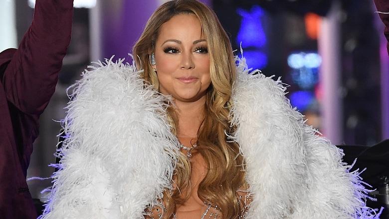 Mariah Carey, v New Years, Mariah Carey New Years Eve Performance, Mariah Carey New Years Performance, Mariah Carey New Years Video, Mariah Carey New Years 2016