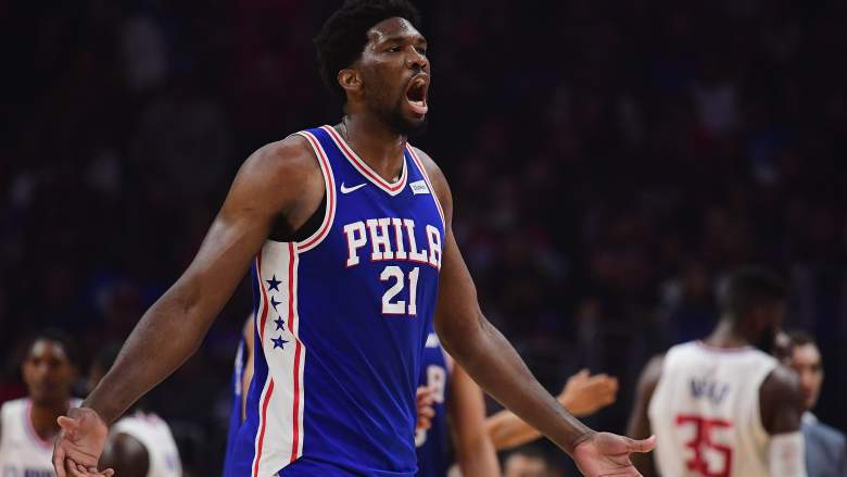 76ers vs Pistons Live Stream, Free, How to Watch Without Cable, Drummond vs Embiid
