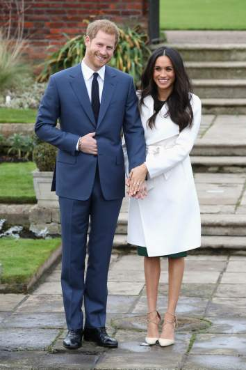William and Kate engagement photo