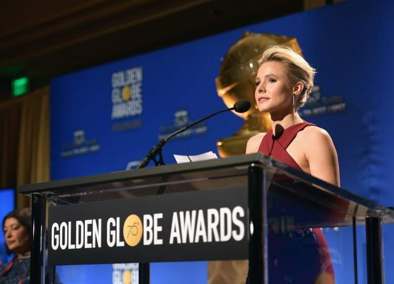 2018 Golden Globes, Golden Globe nominations