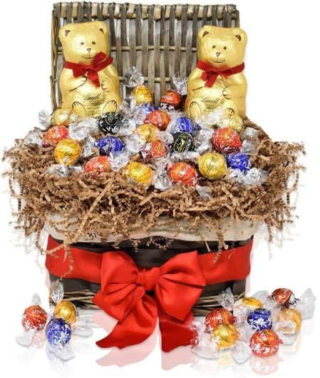 Gift Universe Christmas Gift Basket