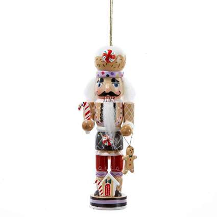 gingerbread man nutcracker