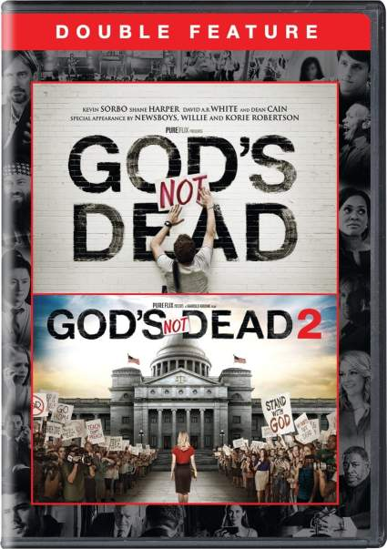 christian christmas gifts, religious christmas gifts, gods not dead