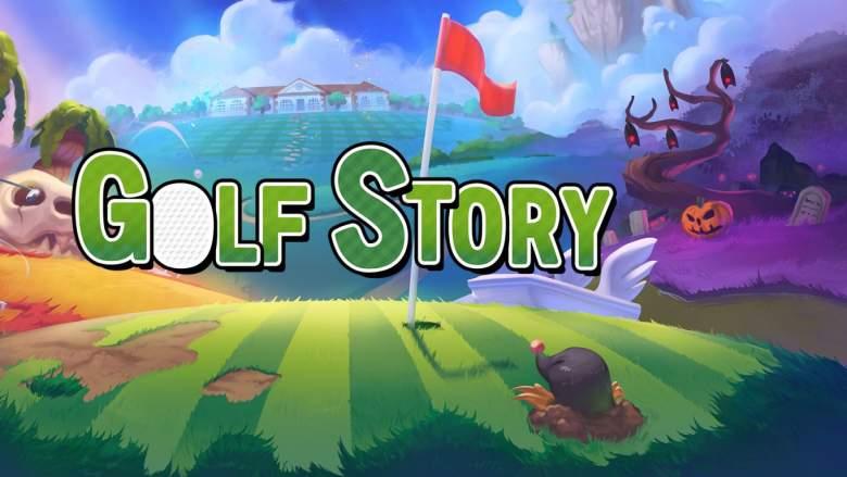 Golf Story GOTY