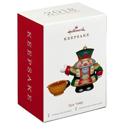 hallmark keepsake ornament nutcracker 2018