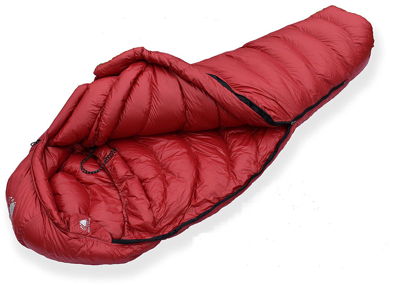 Hyke & Byke, sleeping bag, backpacing, hiking
