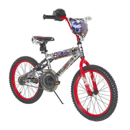 Hot Wheels Boys Dynacraft Bike with Rev' Grip