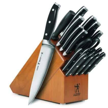 J.A. Henckels 19-Piece Knife Set