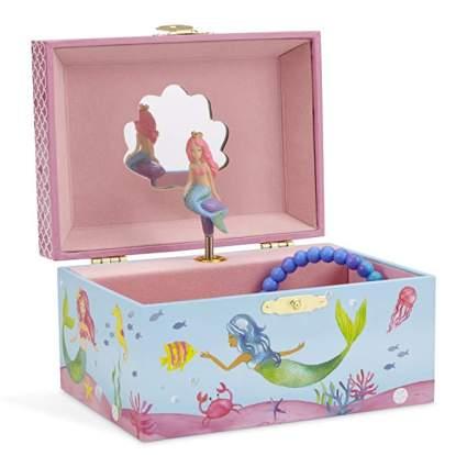 JewelKeeper Mermaid Musical Jewelry Box