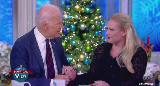 Joe Biden, Meghan McCain, cancer