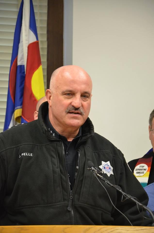 Sheriff Joe Pelle