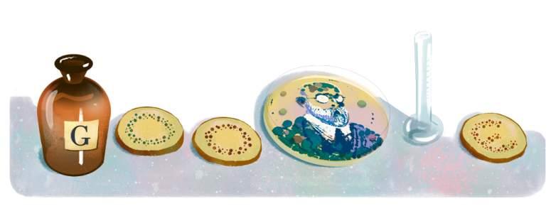 robert koch, robert koch google doodle