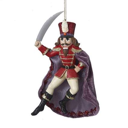 Kurt Adler nutcracker ornament