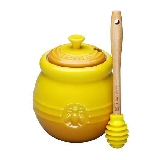 Le Creuset Stoneware Honey Pot