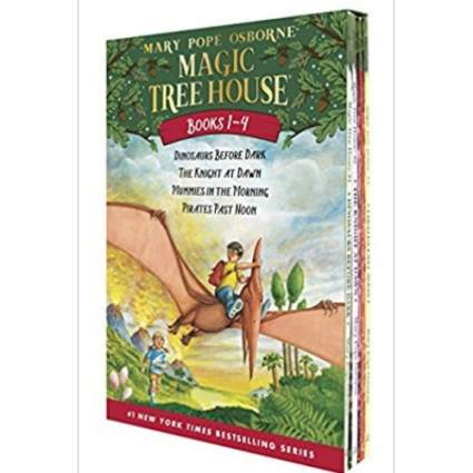Magic Tree House Boxed Set by Mary Pope Osborne
