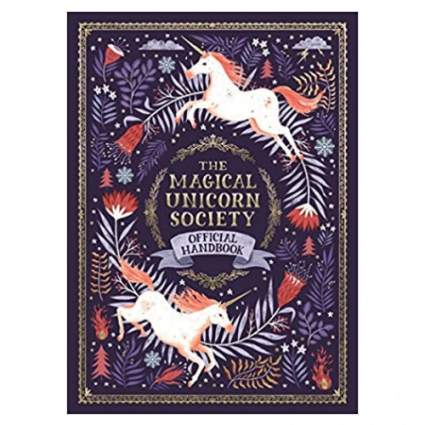 """The Magical Unicorn Society Official Handbook"" by Selwyn E. Phipps"