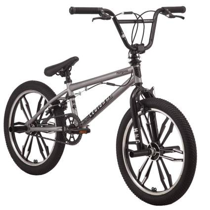 Mongoose Legion Mag Freestyle BMX Bike Featuring Hi-Ten Steel Frame