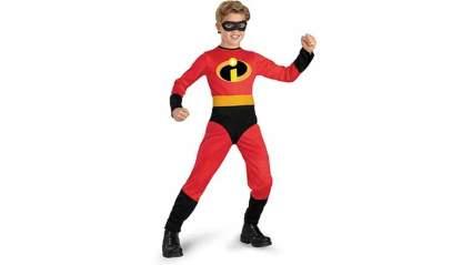 mr incredible hero costume for kids