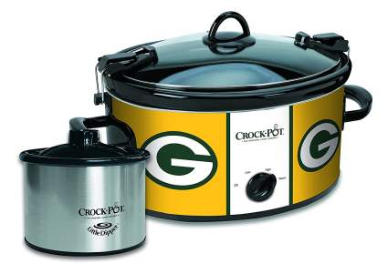 packers crockpot