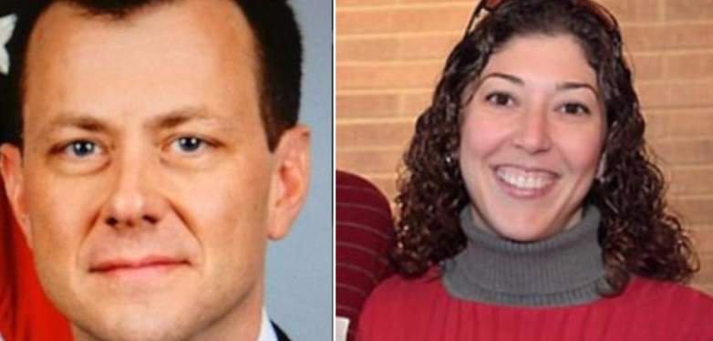 peter strzok, lisa page