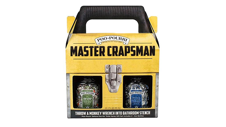 husband gifts, gifts for husband, best gift for husband, interesting gifts, unique gifts, cool gifts, men's gift ideas, gifts for men, poo-pourri