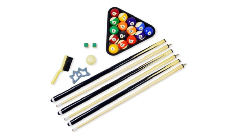 best pool table accessories