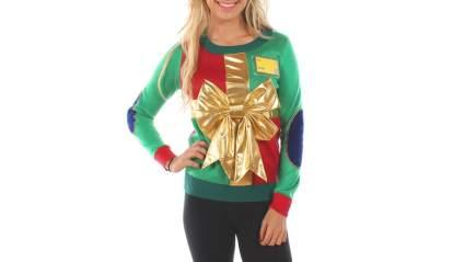 present-christmas-sweater