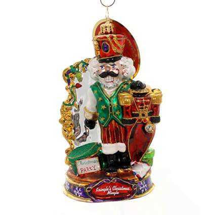 radko nutcracker ornament