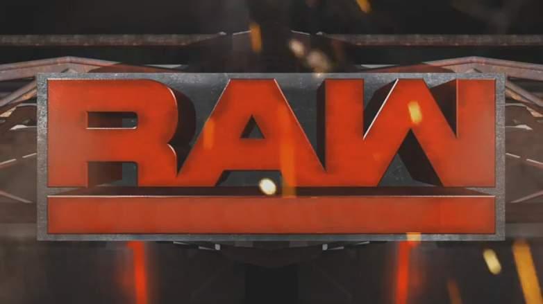WWE Raw Logo 2017