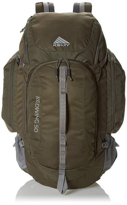 kelty, fishing backpack, fidhing trip, fishing duffel
