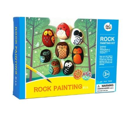 Jar Melo Rock Painting Kit