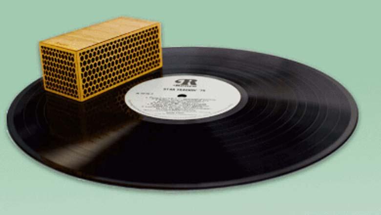 rock block, rok blok shark tank, shark tank record player