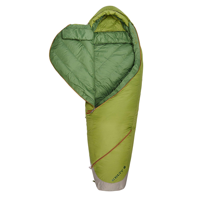 kelty, sleeping bag, backpacking, hiking sleeping bag