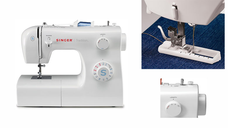 gifts for crafters, gifts for music lovers, gifts for artists, gifts for creative people, gifts for chefs, singer sewing machine