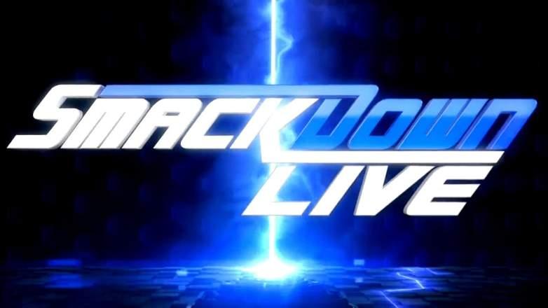 WWE Smackdown Live Logo 2017