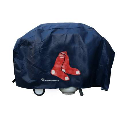 red sox grill cover