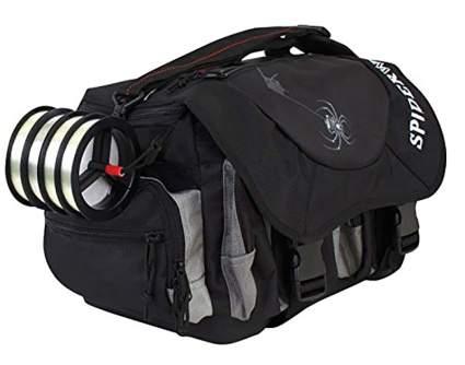 spiderwire, duffel bag, fishing duffel, fishing trip