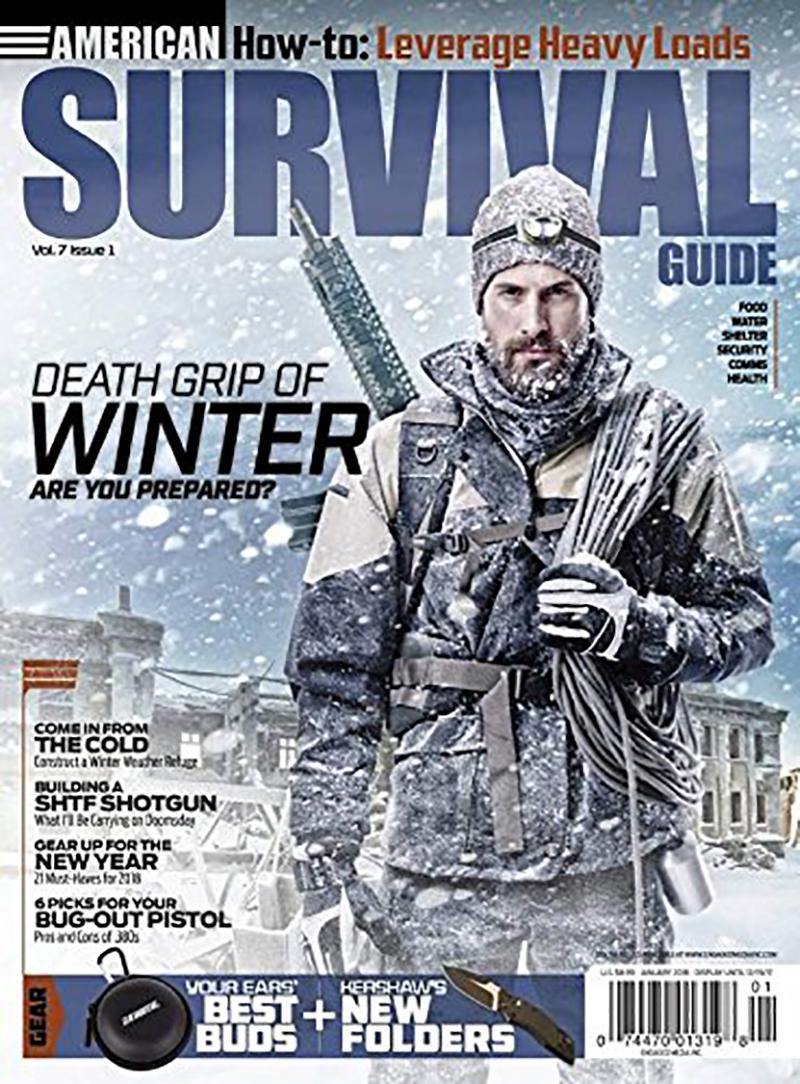 engaged media, outdoor magazine, magazine subscription, christmas gift