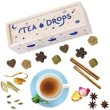 Tea Drops Instant Organic Pressed Teas