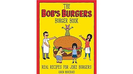 bob's burgers cookbook