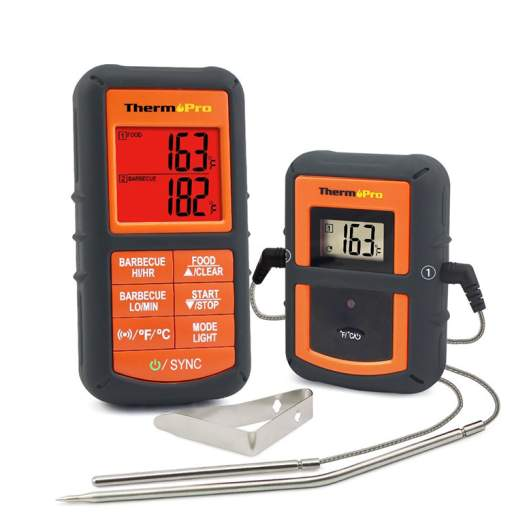 ThermoPro Wireless Digital Cooking Meat Thermometer